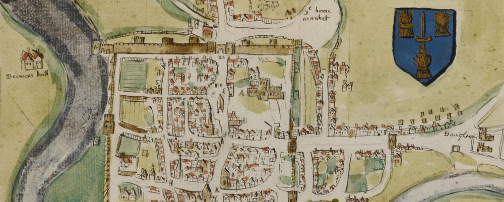 Take a tour of medieval Chester